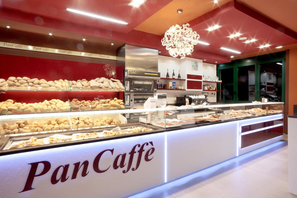 Pan caff bombieri arredamenti for Arredamento caffetteria