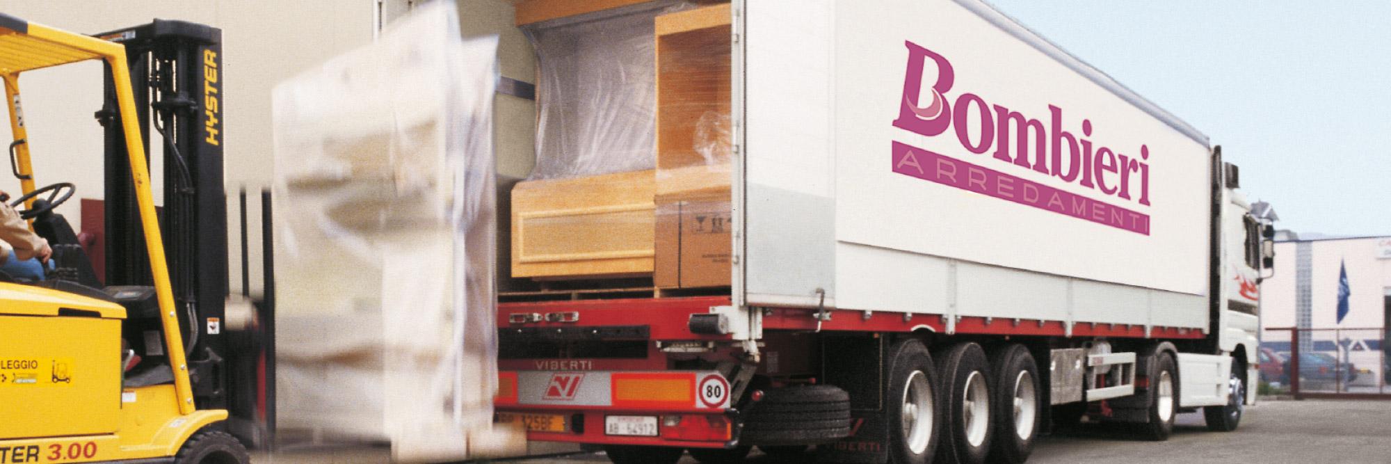 Assistenza bombieri arredamenti for Responsabile produzione arredamento