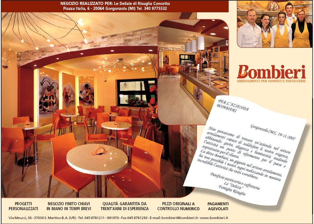 Pubblicità sulle riviste di settore - uscita di Febbraio 2008