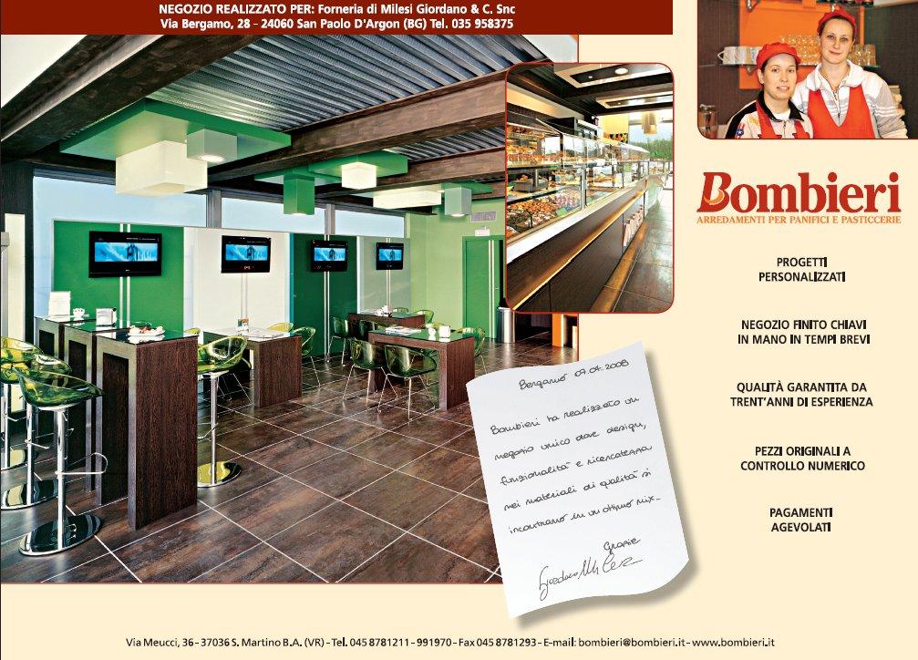 Pubblicità sulle riviste di settore - uscita di Maggio 2008