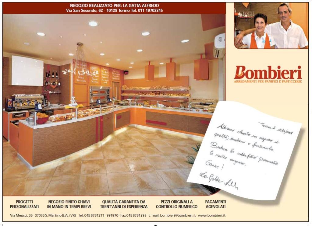 Pubblicità sulle riviste di settore - uscita di Novembre/Dicembre 2008