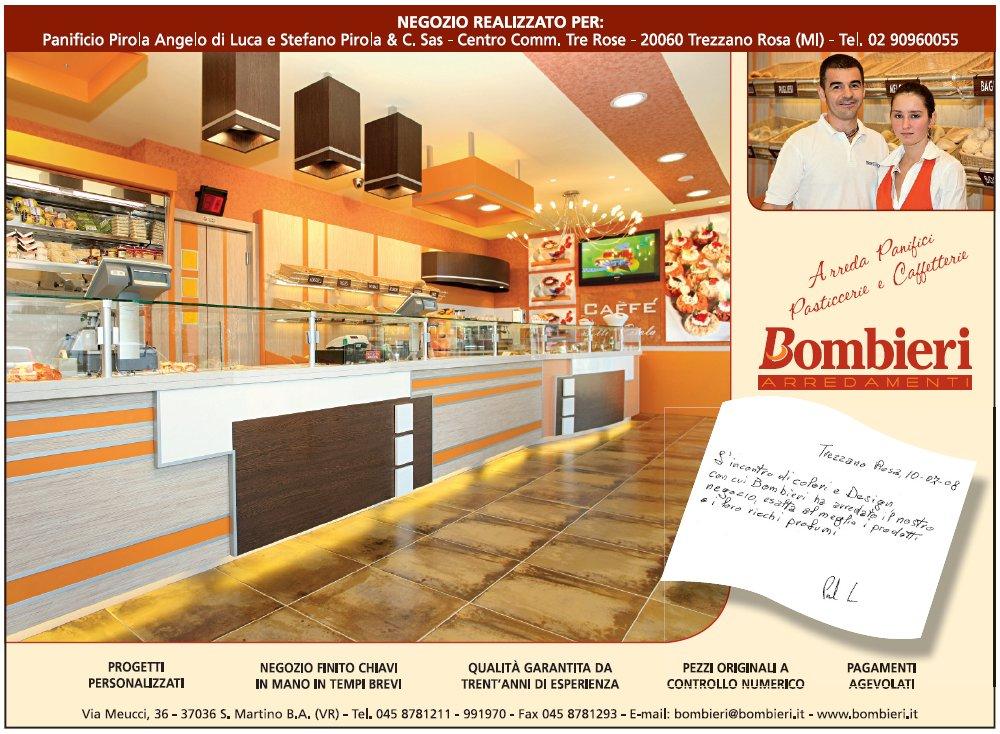 Pubblicità sulle riviste di settore - uscita di Febbraio 2009