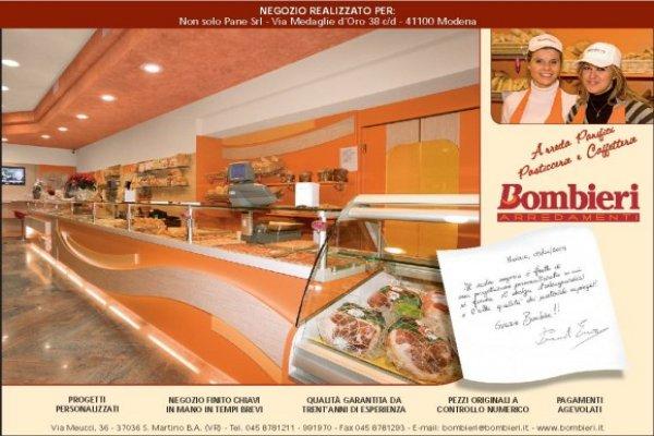 Pubblicità sulle riviste di settore - uscita di Aprile 2009