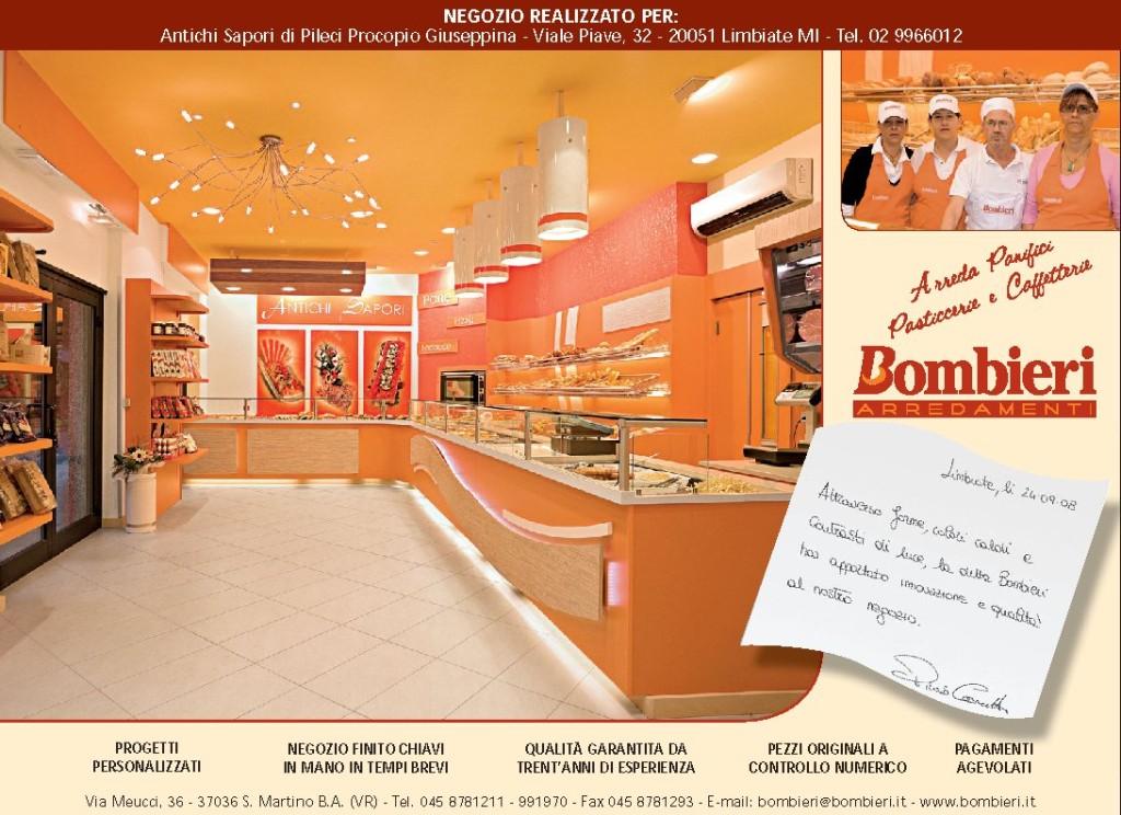 Pubblicità sulle riviste di settore - uscita di Maggio 2009