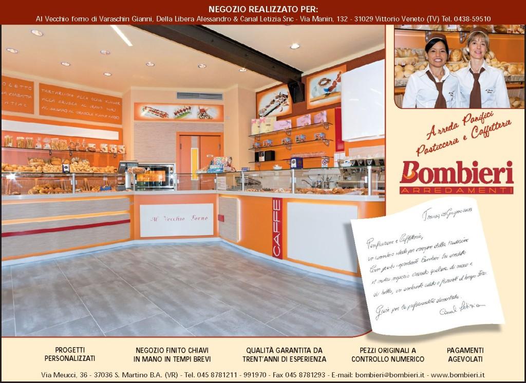 Pubblicità sulle riviste di settore - uscita di Settembre 2009