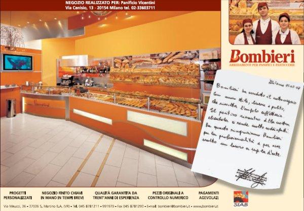 Pubblicità sulle riviste di settore - uscita di Marzo 2007