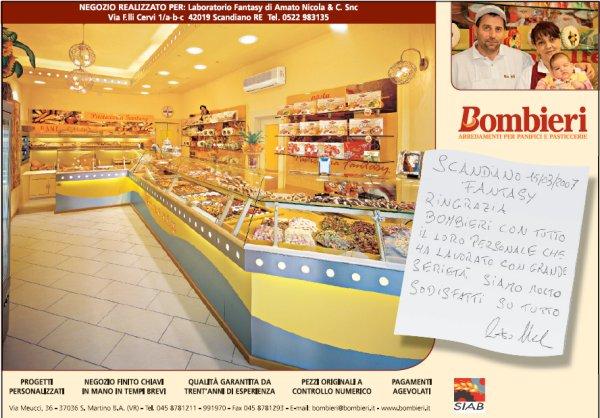 Pubblicità sulle riviste di settore - uscita di Maggio 2007