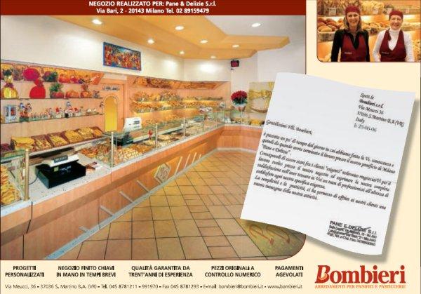 Pubblicità sulle riviste di settore - uscita di Febbraio 2007