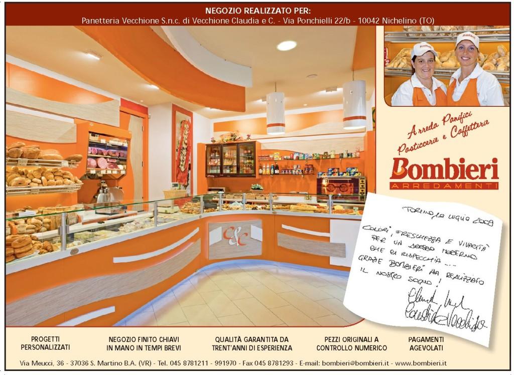 Pubblicità sulle riviste di settore - uscita di Ottobre 2009
