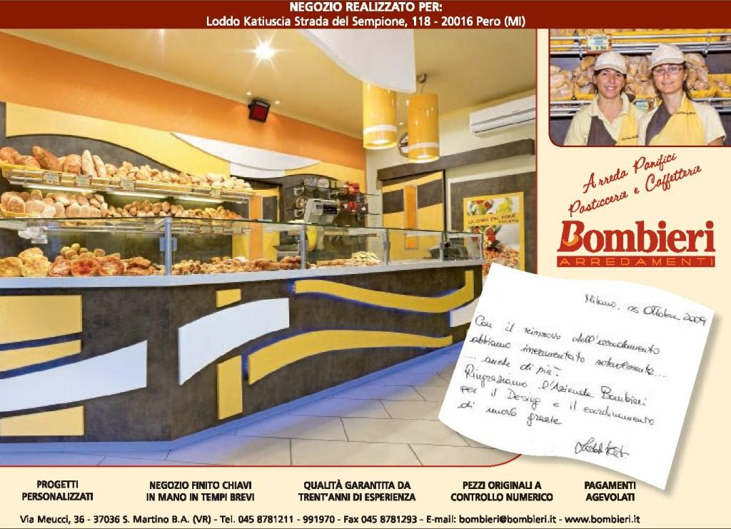 Pubblicità sulle riviste di settore - uscita di Novembre 2009